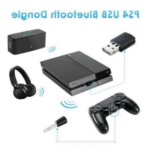 Wireless PS4 Sound Headset