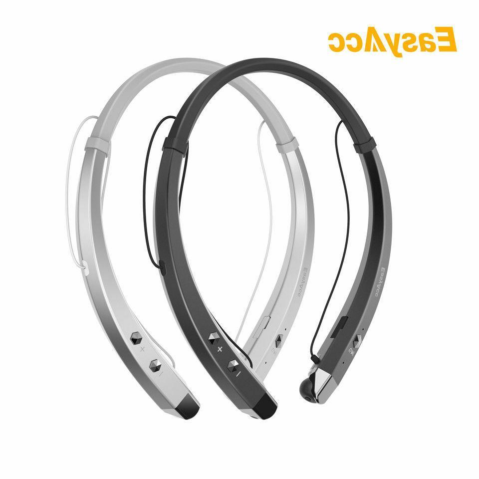 wireless running sports bluetooth headphones headset stereo