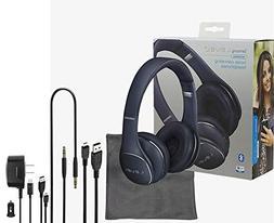 Samsung Level On Wireless Noise Canceling NFC Headphones Bla