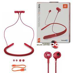 JBL LIVE 200BT WIRELESS EARPHONES IN-EAR NECKBAND HEADPHONES