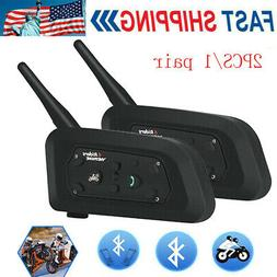 LOT 1200M BT Motorcycle Bluetooth Headset Intercom Interphon
