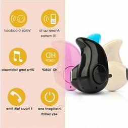 LOT 5 Color Bluetooth 4.1 Mini In-Ear Wireless Sport Earbuds