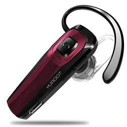 TOORUN M26 Bluetooth Headset V4.1 Bluetooth Earpiece Voice R