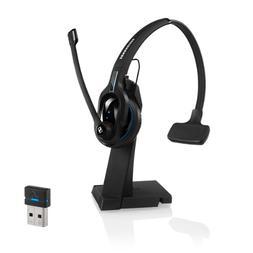 Sennheiser MB Pro 1 UC - Headset - on-ear - wireless - Bluet