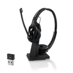Sennheiser MB Pro 2 UC - Headset - on-ear - wireless - Bluet