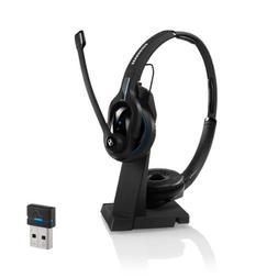 Sennheiser MB Pro 2 UC - Headset - on-ear - wireless - Bluet