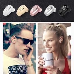 Mini Handsfree Earbuds Earphone Wireless Bluetooth Sport Hea