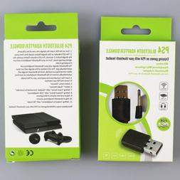 Mini USB Bluetooth Dongle Adapter with Microphone for PS 4 P