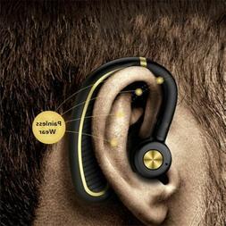 Wireless Bluetooth Headsets Headphones Sport HiFi Earphones