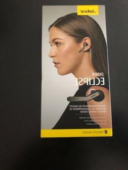 NEW Jabra Eclipse Wireless Bluetooth Headset, Dual Mic, HD V