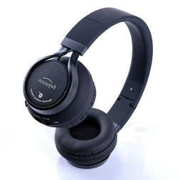 New HiFi Wireless Metal Bluetooth Headphones for Cell Phone/