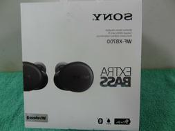 NEW Sony WF-XB700 True Wireless In-Ear Headphones with EXTRA