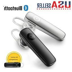 New Wireless Bluetooth 4.2 Stereo In-Ear Headset Earphone Ea