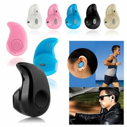 Newest Mini Wireless Bluetooth Stereo Sport Headset Earbuds