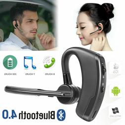 Noise Cancelling Bluetooth Headset For Truck Driver Handsfre