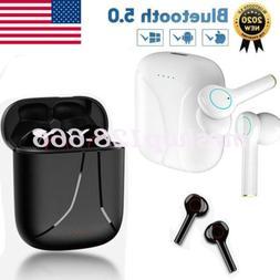 Noise Cancelling Waterproof Bluetooth 5.0 Earbuds Headphones