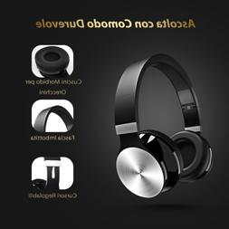 MPOW On-ear Foldable Stereo Bass Bluetooth Headphones Wirele