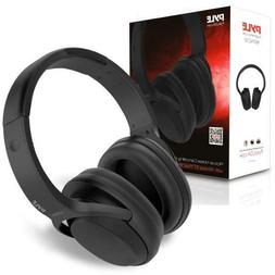 Over-Ear Active Noise Canceling Headphones - Wireless Blueto