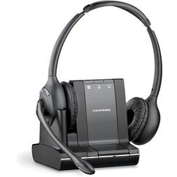 Plantronics Over-the-head Binaural Lightweight Multi Device