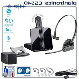 Plantronics CS540 Professional Wireless Office Headset Syste