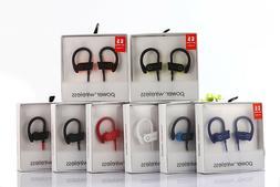 Power 3 Wireless G5 Bluetooth Headphones Running Sports Wire