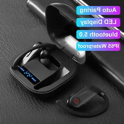 Power HBQ PRO Sports earbuds bluetooth headphones 5.0 TWS Wi