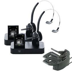 Jabra PRO 9470 Mono Wireless Headset with GN1000 Handset Lif