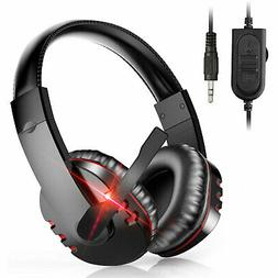 Pro Gamer Headset For PS4 PlayStation 4 Xbox One PC Computer