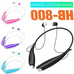 Running Wireless Sports Bluetooth Headphones Headset Stereo