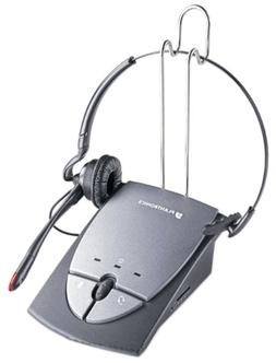 Plantronics 65145-01 S12 - Headset - with amplifier