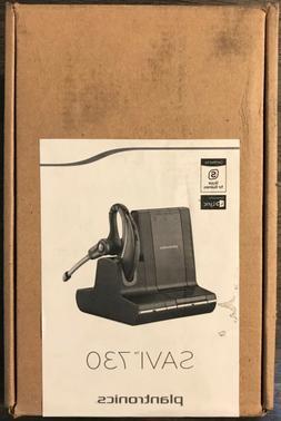 Plantronics Savi W730-M Multi Device Wireless Over-the-Ear H