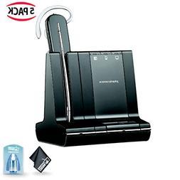 Plantronics Savi W745-M Wireless Headset System with Accesso