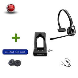 Sennheiser SD PRO1 - Deskphone Cordless Headset with Avaya E