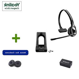 Sennheiser SD PRO1 - Deskphone Cordless Headset with Yealink