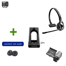 Sennheiser SD PRO1 - Deskphone Cordless Headset Bundle 50600