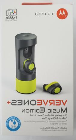 Motorola SH010AL VerveOnes+ Music Edition Completely Wireles