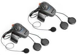 Sena SMH5D-02 Low-Profile Motorcycle and Scooter Bluetooth H