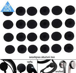 Soft Foam Earbud Headphone Ear Pads Replacement Sponge Cover