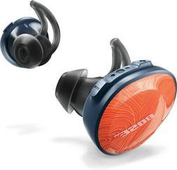 Bose SoundSport Free Truly Wireless Headphones - Bright Oran