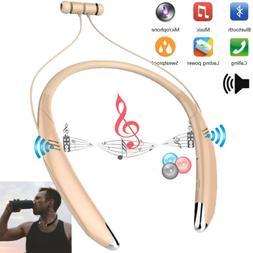 Sports Bluetooth Headset Speakerphone Earphone with Speaker