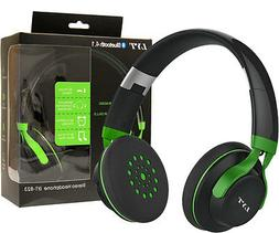 Sports Wireless Bluetooth Headsets Stereo Headphone Earphone