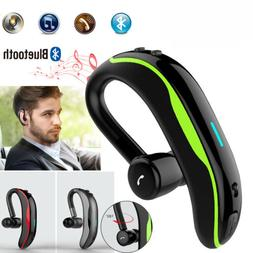 Stereo Bluetooth Headset Wireless Earbud For Samsung Galaxy