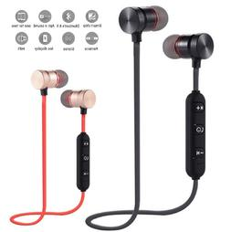 Sweatproof Bluetooth Earbuds Sports Wireless Headphones Ear