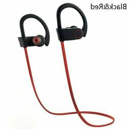 Mpow Sweatproof Bluetooth Earphone Wireless Headsets Sport E