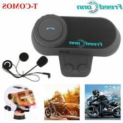 Freedconn BT Motorcycle Helmet Intercom Bluetooth Multi Inte