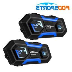 Freedconn T-COMVB 3 Riders Intercom Motorcycle Bluetooth Hea