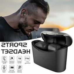 Bluedio T-elf Headsets Bluetooth 5.0 Sports Wireless Earphon