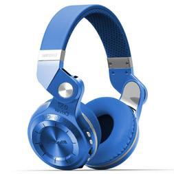 Bluedio T2 Plus Turbine Wireless Bluetooth Headphones with M