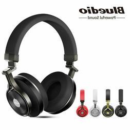 Bluedio T3 Wireless 3D Bluetooth 4.1 Stereo Headphone Bass M