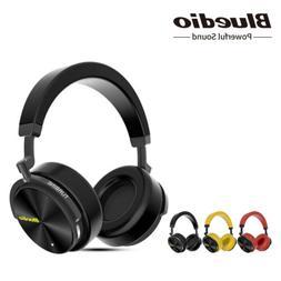 Bluedio T5 Bluetooth Headphone Active Nosing Cancelling Mic